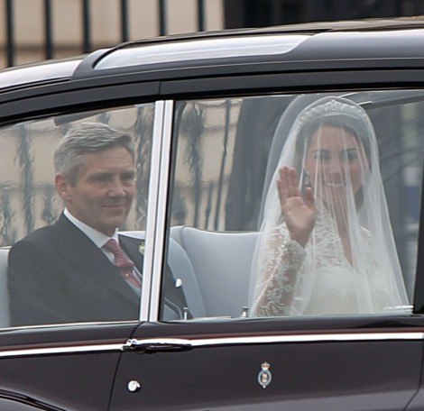 Did Kate Middleton's Father, Michael Middleton, Buy Her Topless Photos? 1008