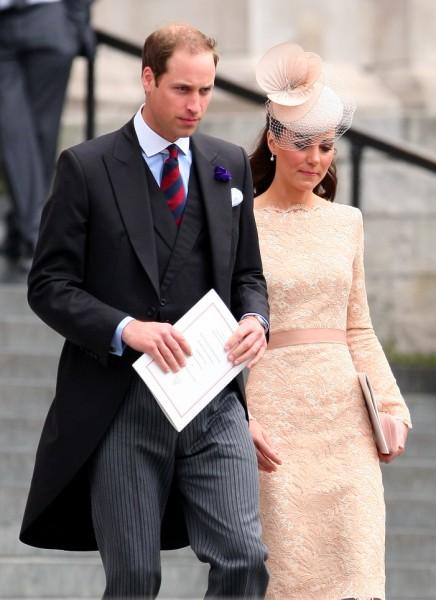 Kate Middleton's Pregnancy Leaving Her Position Vulnerable In Royal Family 0117