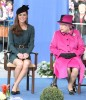 Kate Middleton's Baby Will Rank Higher Than Her, Decrees Queen Elizabeth 0110