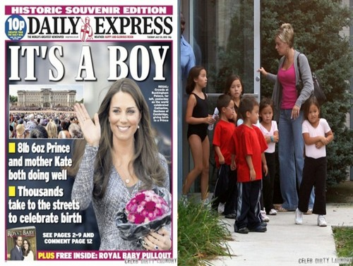 Kate Gosselin Fans Diss Kate Middleton, Royal Family, And England: Delusional?