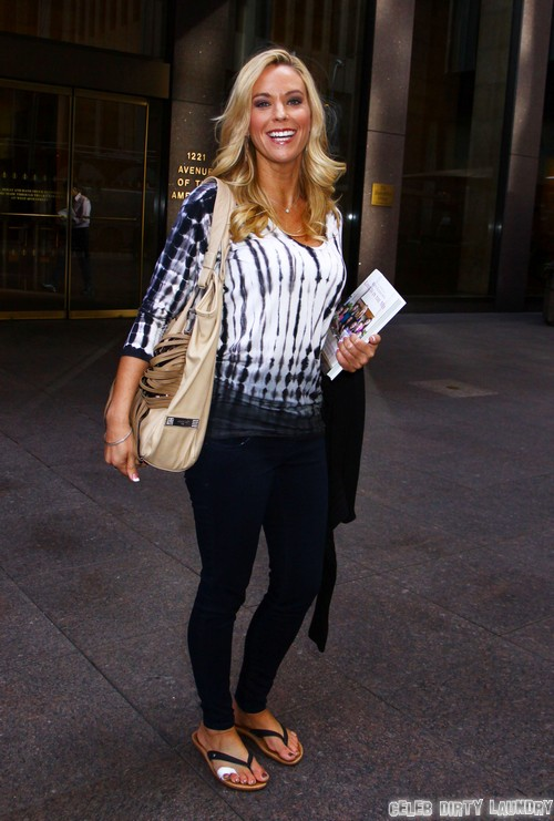 Kate Gosselin Brags About Sting Concert Front Row Seats - Famewhore Showing Off Again