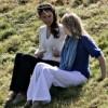 Kate Middleton At War With Prince Harry's Girlfriend, Cressida Bonas 0313