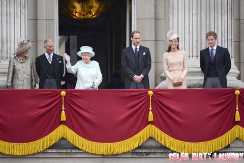The Queen's Diamond Jubilee Celebration Continues