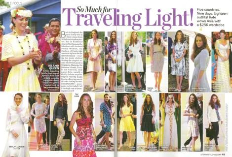 Kate Middleton's Wardrobe Malfunction Causes International Scandal 0927