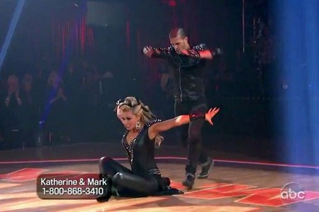 Katherine Jenkins Dancing With The Stars Paso Doble Performance Video 5/21/12