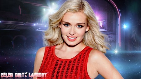 Katherine Jenkins Dancing With The Stars Slow Waltz Performance Video 4/2/12