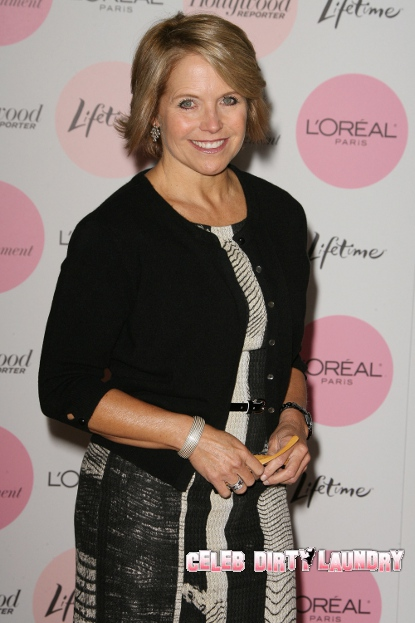Bye Bye Oprah, Hello Katie Couric