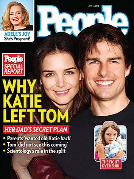 Inside Katie Holmes Shocking Decision To Leave Tom Cruise