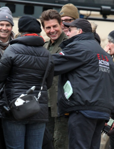 Tom Cruise, Katie Holmes Very Happy To Be Away From Each Other 0313