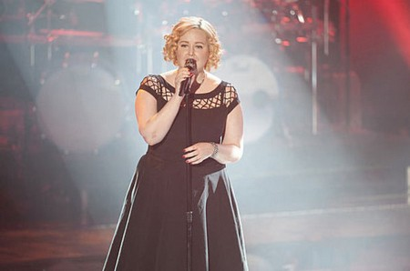 Katrina Parker The Voice 'Song Name' Performance Video 4/30/12