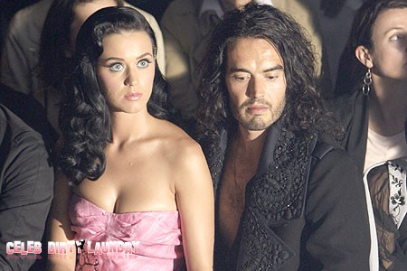 Katy Perry and Russell Brand Divorce