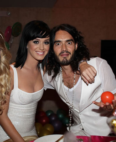 Katy Perry and Russell Brand Are Getting Married This Weekend