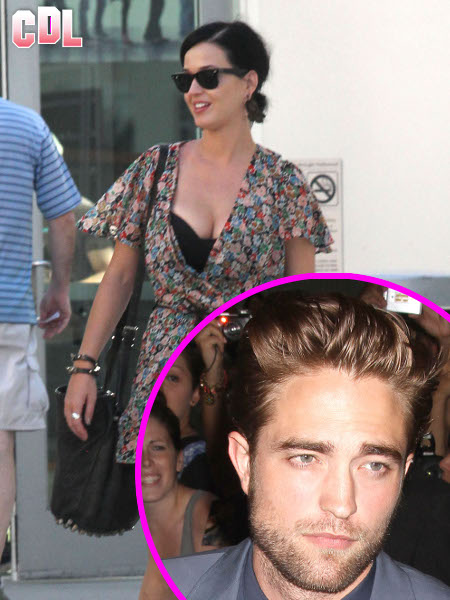 Celebrity Hook Up: Robert Pattinson and Katy Perry Dating!