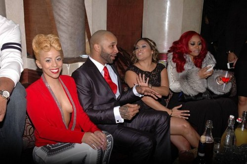 """CDL Exclusive: """"Love & Hip Hop"""" 3 Cast Step Out For NYC Premiere (Photos)"""