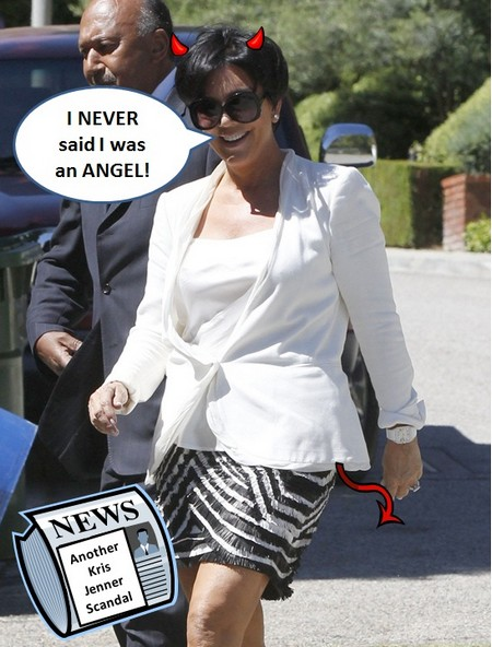 Keeping Up with Kris Jenner And Her Scandals