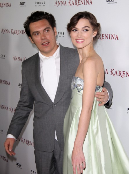 Keira Knightley To Star In Fifty Shades Of Grey Movie, Teaming Up With Favorite Director? 0513