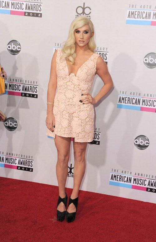 2012 American Music Awards: Red Carpet Live Stream Video and Celeb Arrival (Photos)