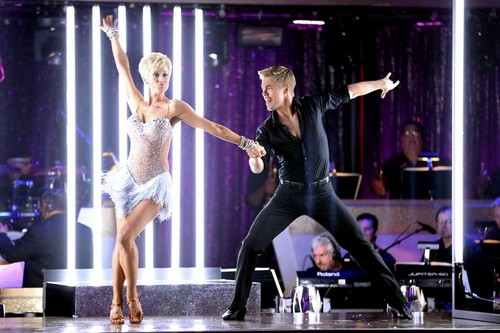 Kellie Picker Dancing With the Stars Jazz Video 3/25/13