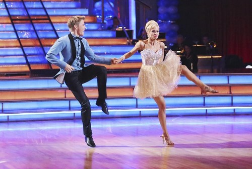 Kellie Pickler Dancing With the Stars Rumba Video 4/8/13