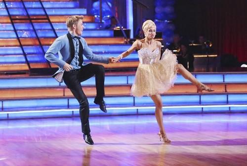Kellie Pickler Dancing With the Stars Rumba Video 4/8/13
