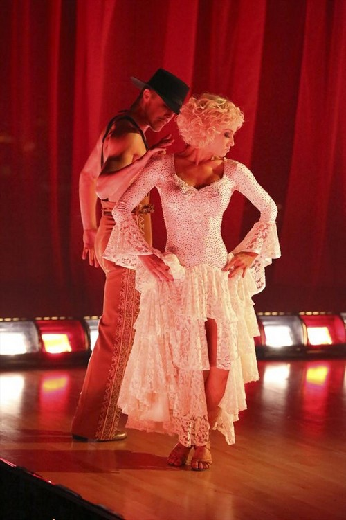 Kellie Pickler Dancing With the Stars Freestyle Video 5/20/13