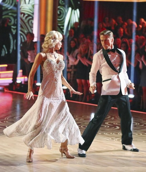 Kellie Pickler Dancing With the Stars Quickstep Video 4/22/13