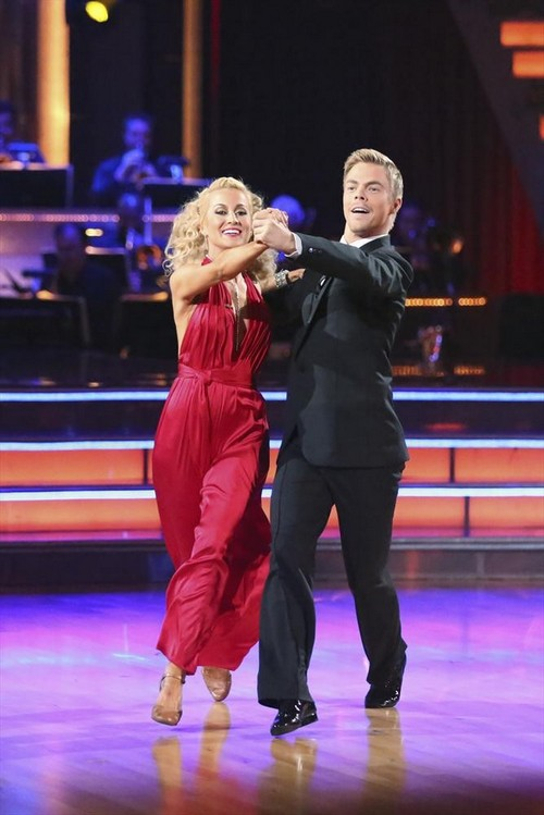 Kellie Pickler Dancing With the Stars Samba Video 4/29/13