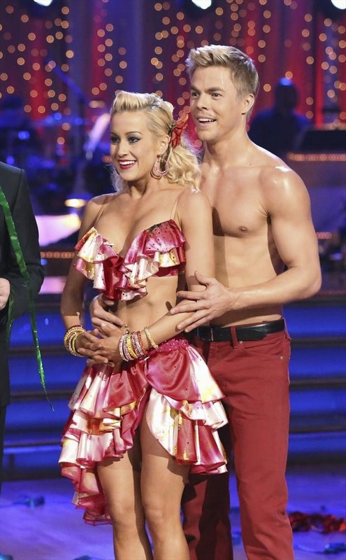 Kellie Pickler Dancing With the Stars Viennese Waltz Video 5/6/13