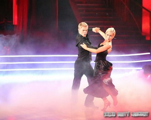 Kellie Pickler Dancing With the Stars Flamenco Video 5/13/13