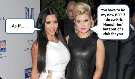 Kris Humphries Beaten Up By Kelly Osbourne For Kim Kardashian