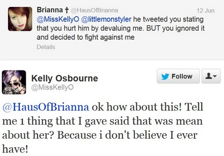 Meet Brianna The Girl Who Caused Kelly Osbourne To Have A Twitter Meltdown