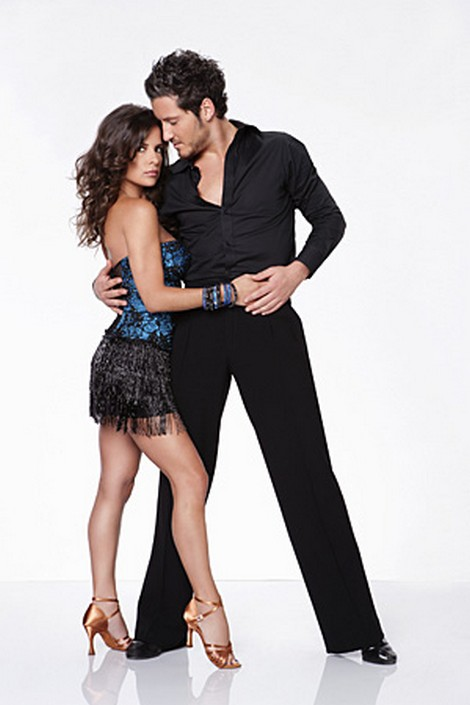 Kelly Monaco Dancing With The Stars All-Stars Cha-Cha-Cha Performance Video 9/24/12