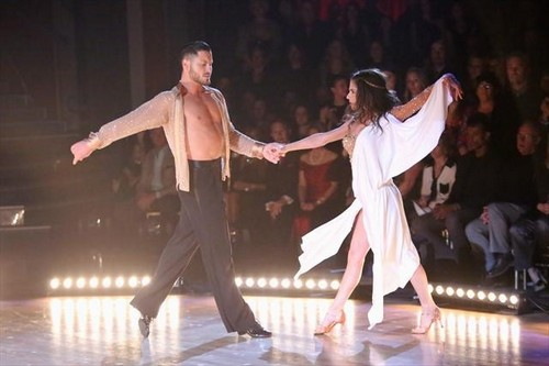 Kelly Monaco Dancing With the Stars All-Stars Freestyle Performance Video 11/26/12