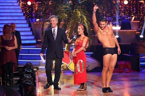 Kelly Monaco Dancing With the Stars All-Stars Paso Doble Performance Video 11/26/12