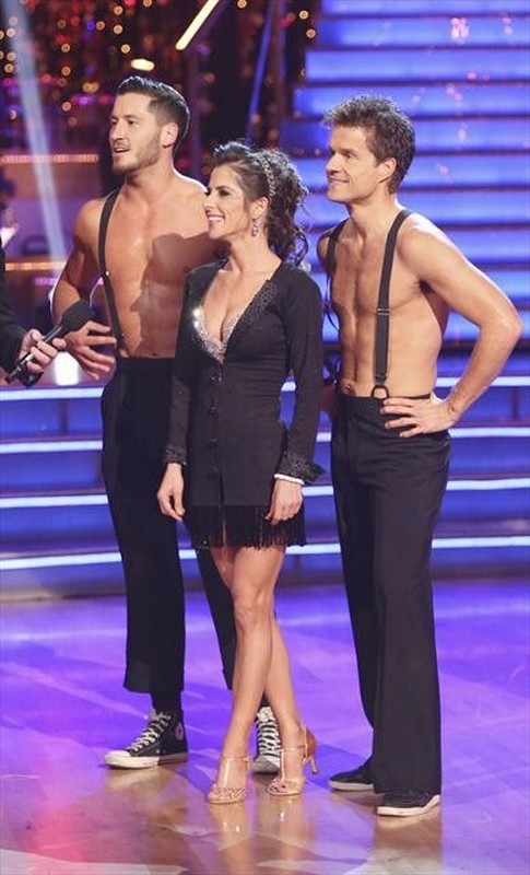 Kelly Monaco Dancing With the Stars All-Stars Rumba Performance Video 11/19/12