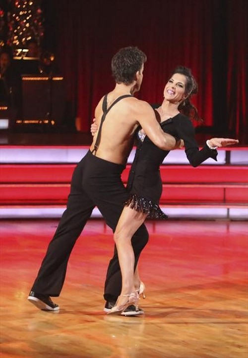 Kelly Monaco Dancing With the Stars All-Stars Surfer Flamenco Performance Video 11/19/12