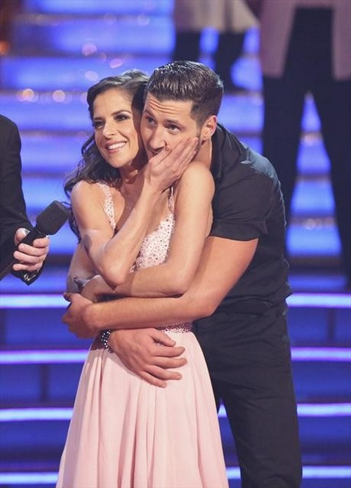 Kelly Monaco Third Place On Dancing With The Stars All-Stars Finale (Video)