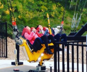 Kim Kardashian Keeks Kendall Jenner's Magic Mountain 18th Birthday Present (VIDEOS - PHOTOS)