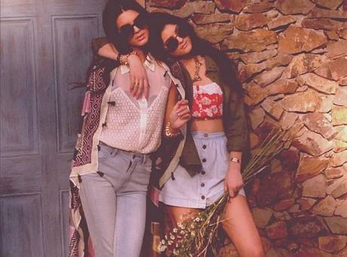 North West Photos NOT SAFE From Kendall and Kylie Jenner's Friends - Teens Banished To Mailbu!
