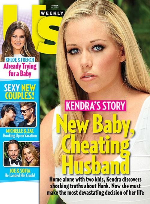 Kendra Wilkinson Divorce: Hugh Hefner Supports Split With Cheating Hank Baskett (PHOTO)