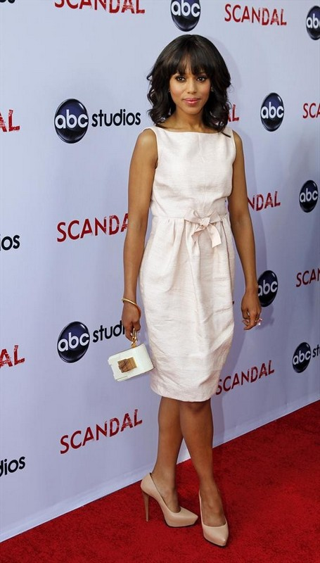 Kerry Washington Married Nnamdi Asomugha Because She Couldn't Land Barack Obama - Report