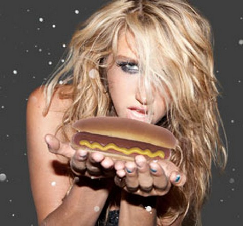 Ke$ha Leaks BJ Photo - Kesha Really SUCKS as Talentless One Tweets Sex Pic