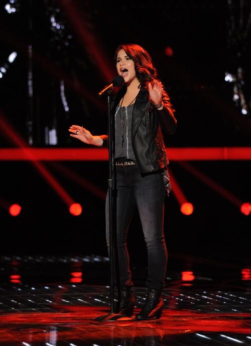 "Khaya Cohen The X Factor ""Borderline"" Video 11/13/13 #TheXFactorUSA"