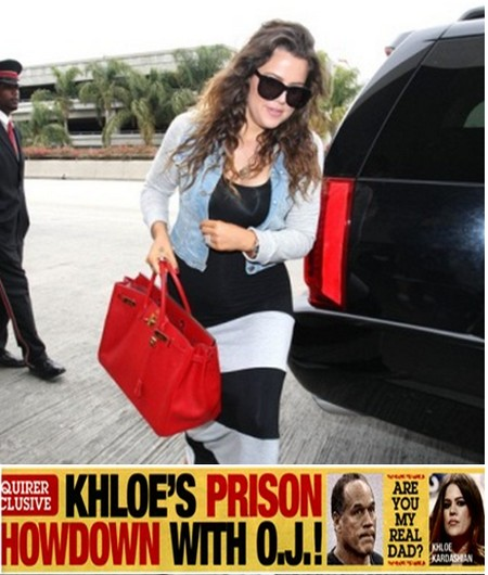 Khloe Karadshian Begs OJ Simpson To Reveal If He Is Her Real Dad
