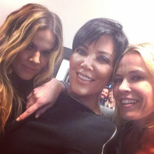 Kris Jenner and O.J. Simpson Flirted and Hooked Up In Front of Bruce: Kinky Threesome Exposed by Kris' Sister Karen Houghton