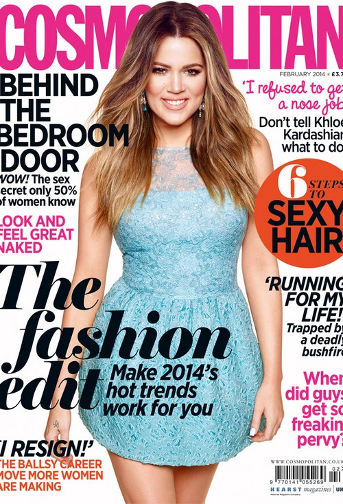 Khloe Kardashian New Year's Optimism: Won't Allow Kris Jenner or Lamar Odom To Tear Her Down