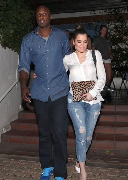 Khloe Kardashian And Lamar Odom Divorce Attorney Drama - Will The Couple Survive? 0501