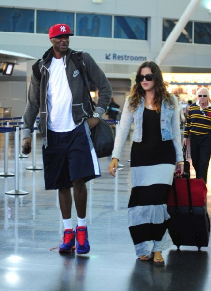 Khloe Kardashian And Lamar Odom Expecting Christmas Pregnancy Announcement! 1116