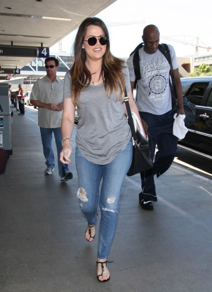 Khloe Kardashian And Lamar Odom Reveal Bedroom Secrets - Too Much Information? 1030
