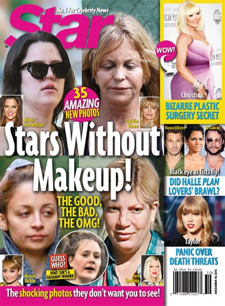 Khloe Kardashian Without Makeup - Not So Bad Or Bad Decision? 1129